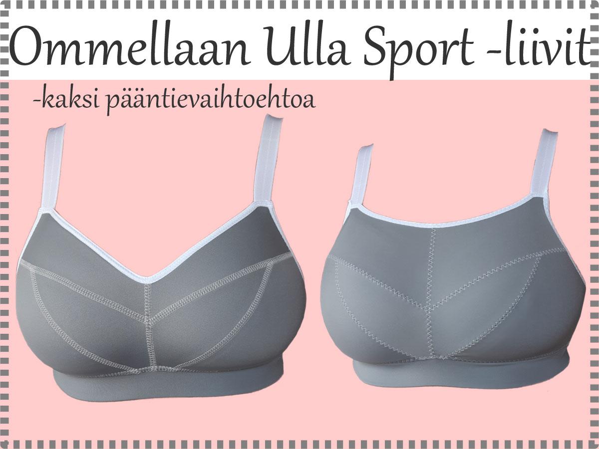Ulla Sport liivit